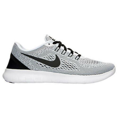Royaume-UniFemmes Nike  Rn H Blanc Course Baskets 889120 100
