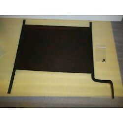Kyпить Vintage #40 Singer Sewing Machine Cabinet Dust Cover Underbelly Mahogany на еВаy.соm
