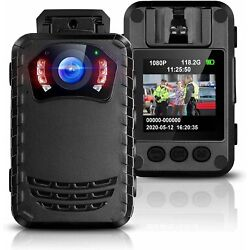 Kyпить BOBLOV Mini Body Camera FHD 1296P Removable SD Card up to 256GB Card not Include на еВаy.соm