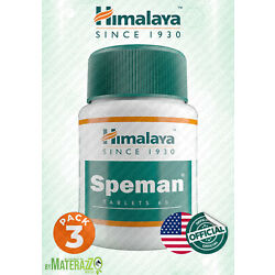 3 BOX 180 TABLETS Himalaya Speman OFFICIALLY  WITH DOCUMENTS EXP 06/2023