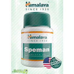 HIMALAYA SPEMAN  60 TABLETS OFFICIALLY WITH DOCUMENTS Speman EXP 06/2023 USA