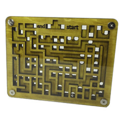 Kyпить Double Sided wooden maze puzzle на еВаy.соm
