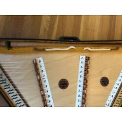 Kyпить Dusty Strings Prelude Hammered Dulcimer w/ Stand, Hammers, Case. GREAT Cond на еВаy.соm