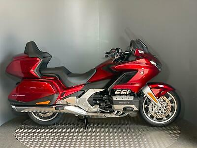 Honda GL1800 Goldwing 2019 69 Plate with only 22 miles