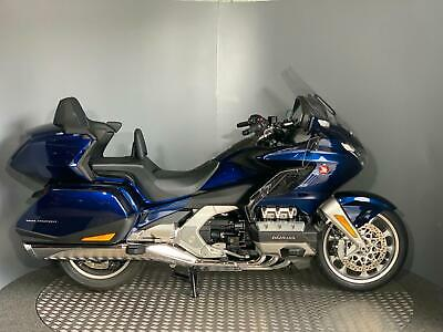 Honda GL1800 Goldwing Tour DCT 2019 with only 174 miles