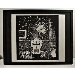 "Kyпить S.HANTRA ""RELIZING REALITY"" L.E WOODBLOCK 1/5 на еВаy.соm"