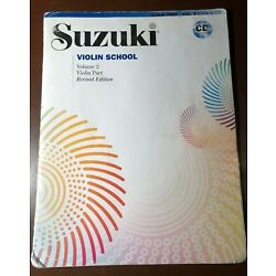 Kyпить Suzuki violin school volume 2 Revised Edition Includes CD на еВаy.соm