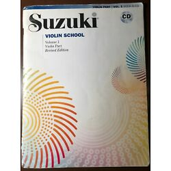Kyпить Suzuki Violin School Book Volume 1 Revised Edition with CD на еВаy.соm