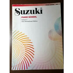 Kyпить Suzuki Piano School Book Volume 2 with CD на еВаy.соm