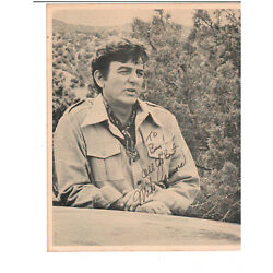 Kyпить MIKE CONNORS - PHOTOGRAPH SIGNED на еВаy.соm