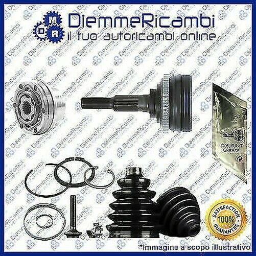 ItalieSet Raccordement Transmission Complet Mercedes Classe A 200 W169 2004- > 2012