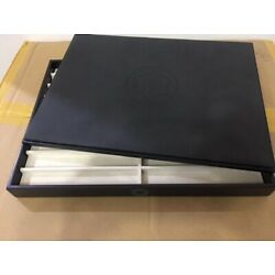 Kyпить  MONTBLANC WOOD/ SUEDE PEN DISPLAY TRAY FOR 18s Pen WITH LEATHER COVER - NEW на еВаy.соm