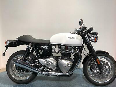 MANAGERS SPECIAL 2019 TRIUMPH THRUXTON 1200