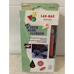 Lax-max Video Head Cleaner Wet Type New
