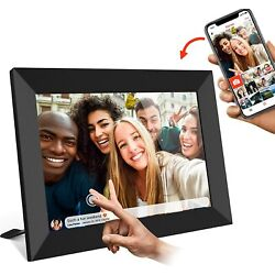 Kyпить 10.1 Inch WiFi Digital Photo Picture Frame Share Moments Instantly Touch Screen на еВаy.соm