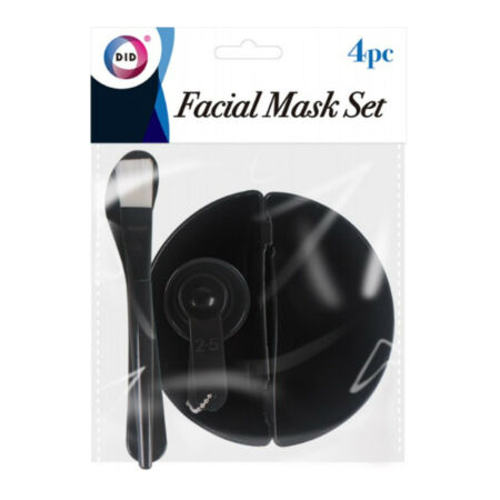img-Facial Mask Mixing Bowl Set With Mash Brush & Spoons Included