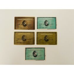 Kyпить AMERICAN EXPRESS Charge Card Magnets (Set Of 5) на еВаy.соm