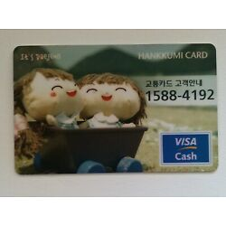 Kyпить visa cash korea old rare card на еВаy.соm