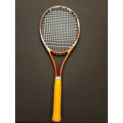 Kyпить HEAD Youtek Prestige Mid Tennis Racquet Excellent Leather Grip 41/2, New strings на еВаy.соm