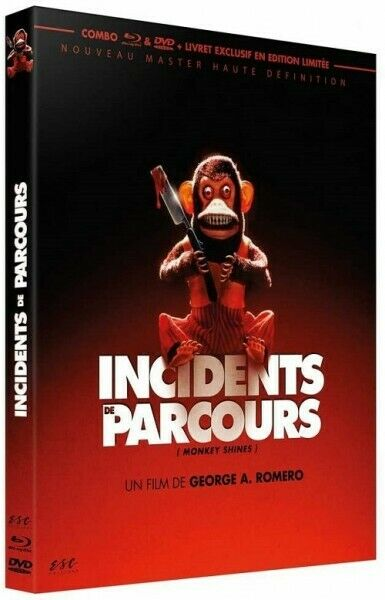 FrankreichIncidents IN Parcours Combo Blu-Ray + DVD Neu Unter