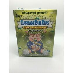 Kyпить 2020 Topps Garbage Pail Kids 35th Anniversary Series 2 COLLECTOR BOX SEALED на еВаy.соm