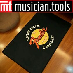 Kyпить Fender Guitars & Amplifiers Decorative Rug 16