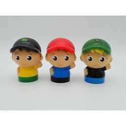 Kyпить MEGA BLOKS First Builders John Deere Replacement Figures Tractor Drivers Farmer на еВаy.соm