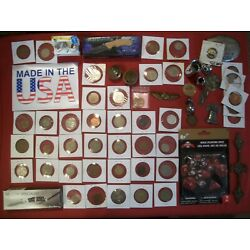 Kyпить Junk Drawer Lot of Off shore Coins, Knives, Tokens, Sockets, Do Dads, 62 pcs. на еВаy.соm