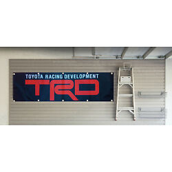 Kyпить TRD Flag Toyota Racing 2X8FT Banner US Shipper на еВаy.соm