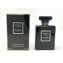 Kyпить COCO NOIR by Chanel Eau de Parfum EDP 3.4 oz / 100 ml Spray, NEW, SEALED на еВаy.соm