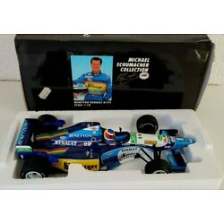 Kyпить MINICHAMPS 1:18  M.SCHUMACHER  BENETTON  B195  GP GERMANY 1995  WORLD CHAMPION на еВаy.соm