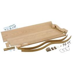 Kyпить Folkcraft® Northern Cherry Hourglass Dulcimer Kit на еВаy.соm