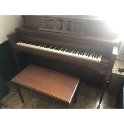 Kyпить Cable Nelson Upright Piano With Bench на еВаy.соm