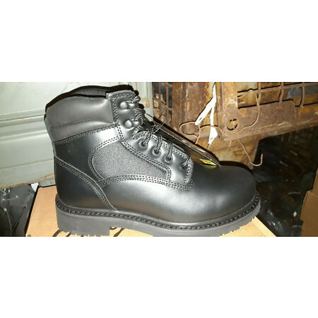 img-Security Boots Swat Boots Combat Boots Motorcycle Boots Black Size 34 - 40 Lady