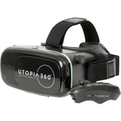 Kyпить VR Headset with Wireless Bluetooth Controller - iPhone & Android на еВаy.соm