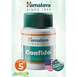 5 Pack OFFICIAL STORE Herbal Confido 300 Tablets Enhances Power Performance USA