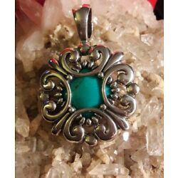 Kyпить Carolyn Pollack Relios Sterling Silver Turquoise 2