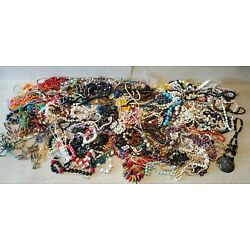 Kyпить 190pcs Bulk Resell Jewelry Necklaces 17.2 lbs Resell Group Lot на еВаy.соm