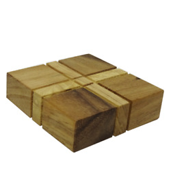 Kyпить Square Cross wooden brainteaser на еВаy.соm