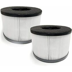 BS-03 True HEPA Filter Replacement For Partu BS-03 Air Purifier 2 Pack