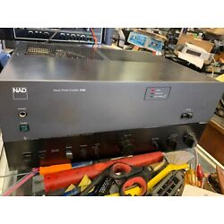 Kyпить Vintage NAD New Acoustic Dimension Model 2150 stereo power Amplifier working  на еВаy.соm