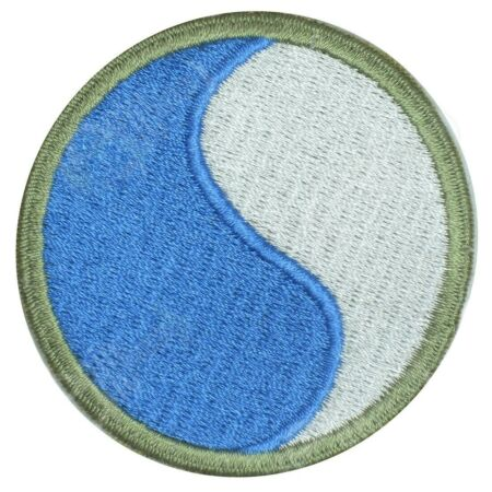 img-US 29th Infantry Division Patch (WW2 Repro) American Army Badge Uniform Insignia