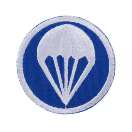 img-US Paratroopers Garrison Cap Patch WW2 Repro US Army Blue Badge Uniform Insignia