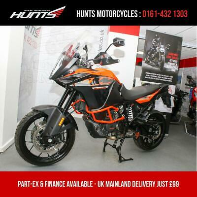 2018, '18 KTM 1090 Adventure ABS. ONLY 5,094 MILES. Great Value £7,995