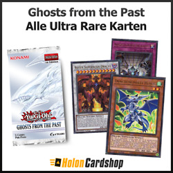 Kyпить Yu-Gi-Oh! Ghosts from the Past (GFTP) 1. Auflage - Alle Ultra Rares (Auswahl) DE на еВаy.соm