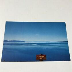 Kyпить Steamboat Point Yellowstone Lake Postcard на еВаy.соm