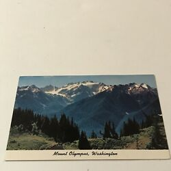 Kyпить Mount Olympus Washington Postcard на еВаy.соm