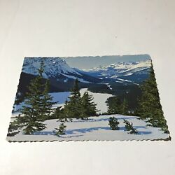 Kyпить Peyto Lake Canadian Rockies Postcard на еВаy.соm