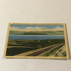 Kyпить Strawberry Pass and Reservoir Utah Postcard на еВаy.соm