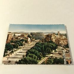 Kyпить Roma Imperial Forums Street Postcard на еВаy.соm